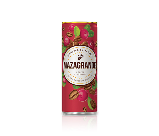 Mazagrande Cranberry, 12 ks