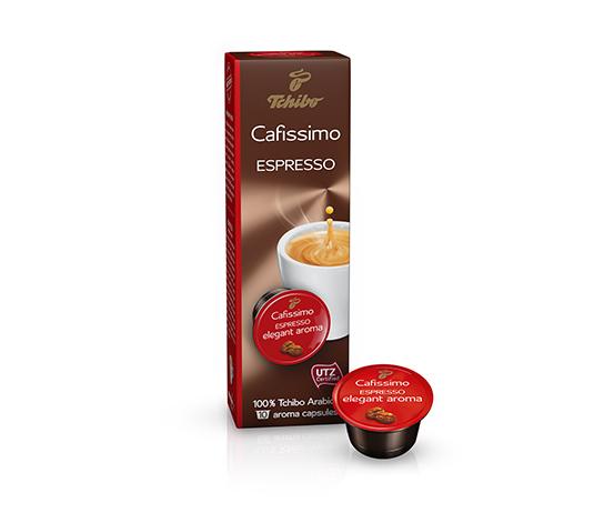 Espresso elegantné, 10 kapsúl