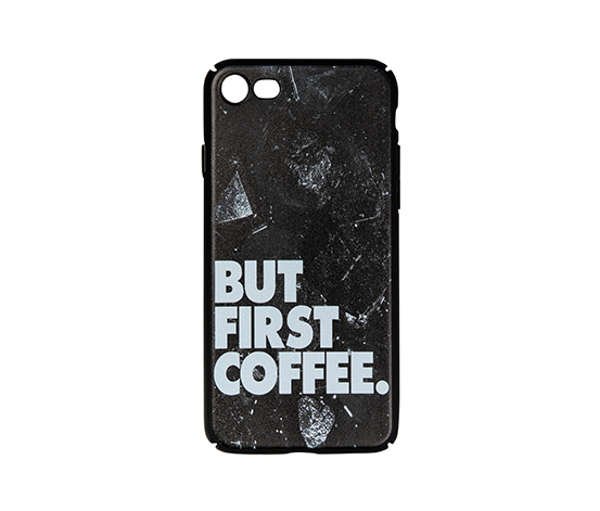 But First Coffee IPhone 7-8 Rubber Telefon Kılıfı