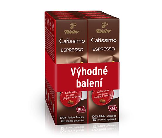 Espresso elegantní, 80 kapslí