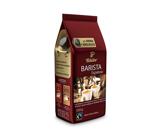 Barista Espresso – 1 kg zrnkovej kávy