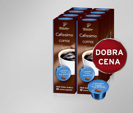 80 kapsułek kawy Coffee Fine Aroma