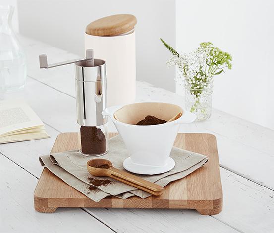 Ceramiczny filtr do kawy, do papierowych filtrów 1x4