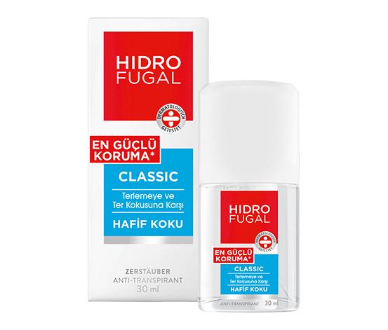 Hıdro Fugal Klasik Forte Sprey 30Ml