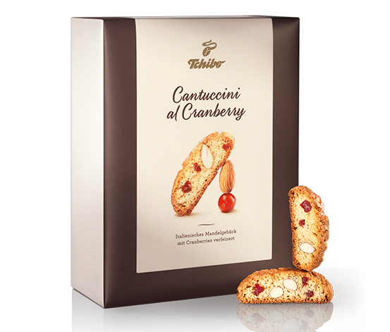 Cantuccini al Cranberry