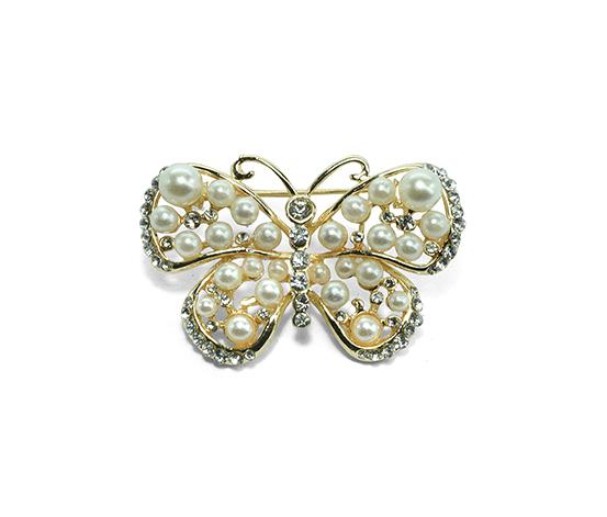 Kelebek Broş