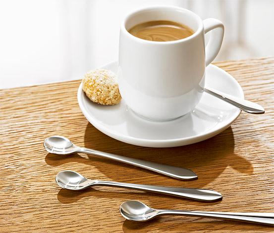Lžičky na espresso, 6 ks