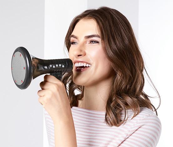 Ses Değiştirici Megafon