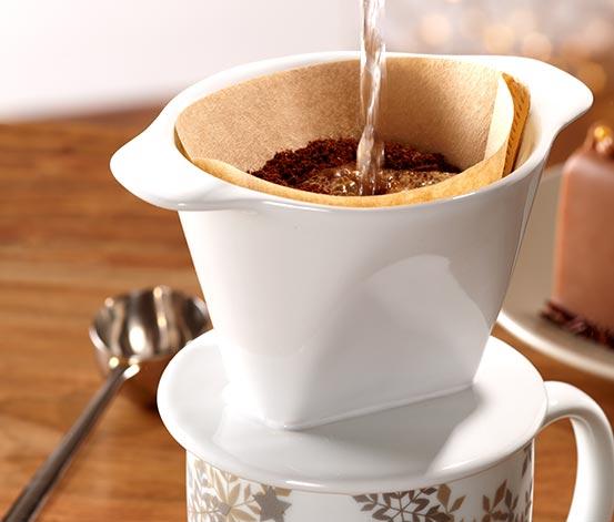 Ruční kávový filtr