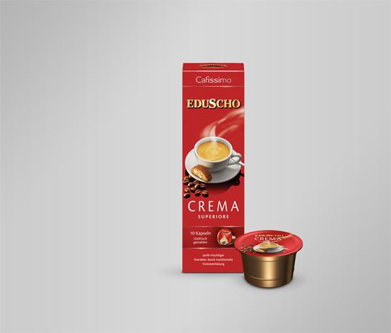 Crema Superiore - 10 Kapseln