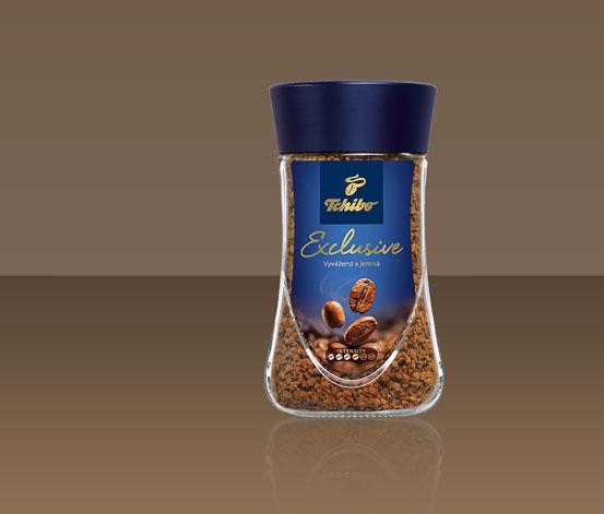 Tchibo Exclusive – instantní káva