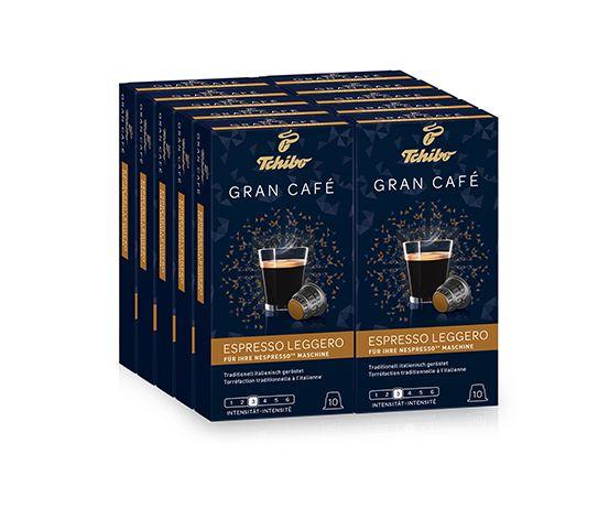 Gran Café Espresso Leggero de Tchibo