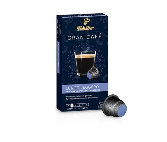 Tchibo Gran Café Lungo Leggero