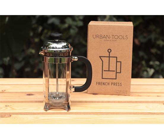 Urban Tools French Press Paslanmaz Celik