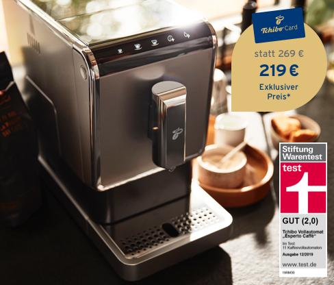 Tchibo Kaffeevollautomat »Esperto Caffè«
