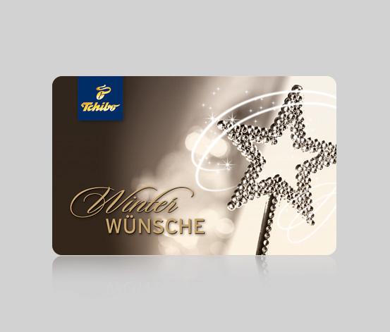 B2B Geschenkkarte Winterwünsche - 10 €