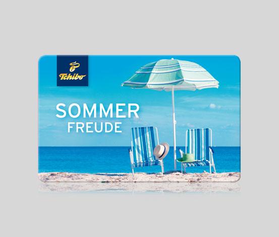 B2B Geschenkkarte Sommerfreude - 10 €