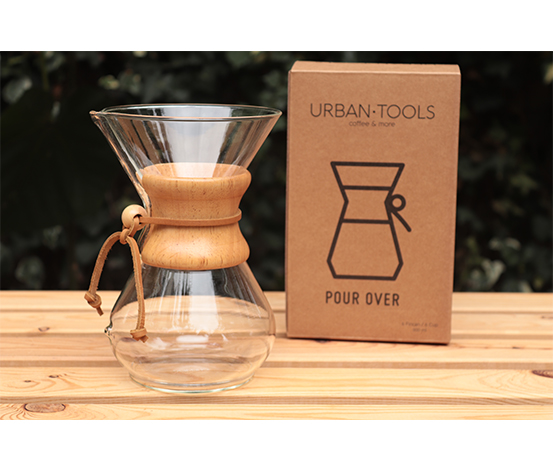 Urban Tools Pour Over 6 Cup