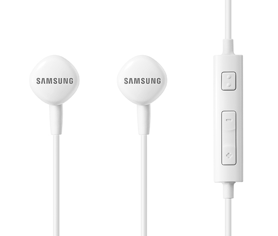 Beyaz Samsung HS13 Kulaklık