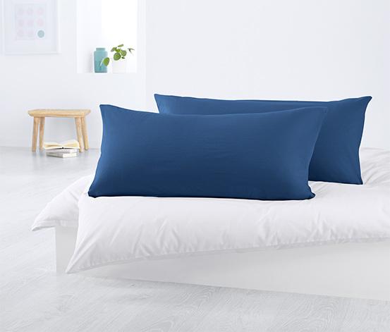 2 Adet Jersey Yastık Kılıfı, 70x50 cm