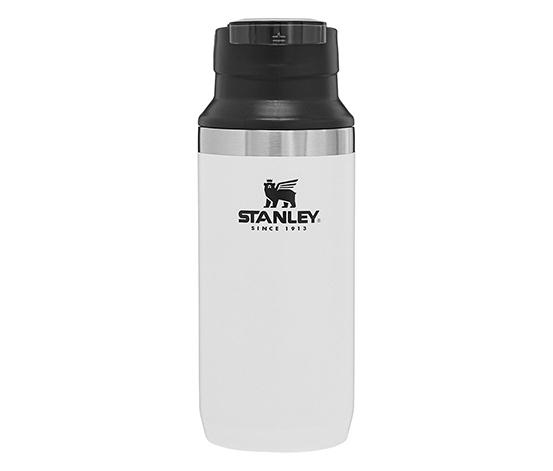 Beyaz Stanley Adventure Switchback Tek El Termos Bardak 0,35 Lt