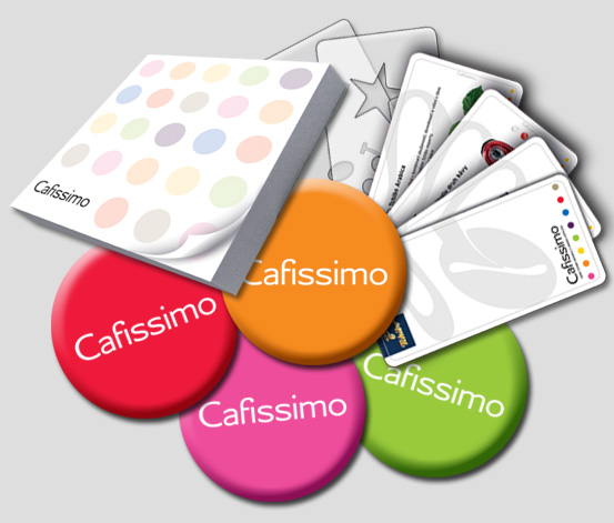 Cafissimo Welcome Pack Box