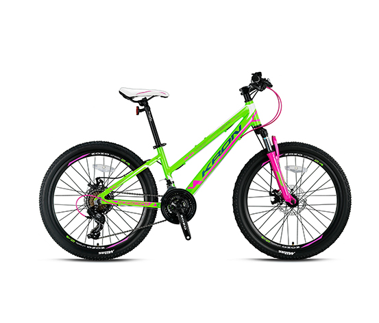 21 Vites 24 Jant Kız Çocuk Bisikleti – M.Disk Fren
