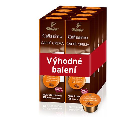 Caffè Crema plná chuť, 80 kapslí
