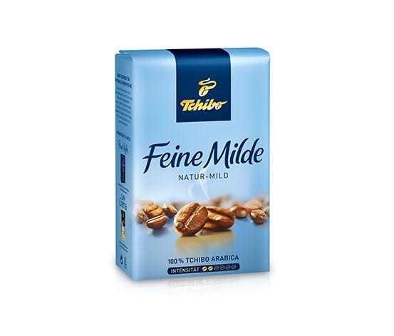 Feine Milde - 500g Ganze Bohne