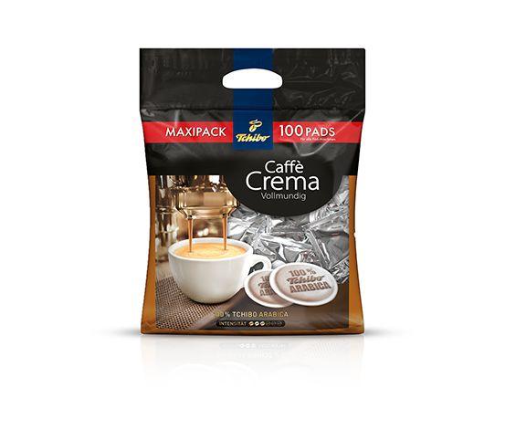 100 Pads Caffé Crema Vollmundig