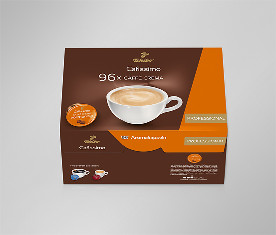 Café crème intense - 96 capsules