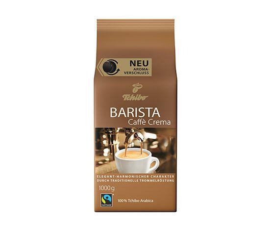Barista Caffè Crema - Ganze Bohne