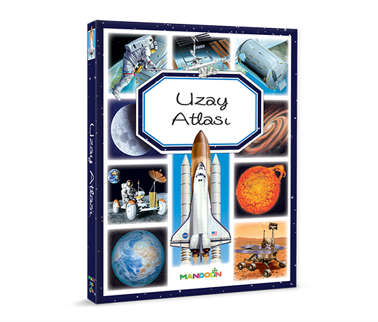Uzay Atlası, İnkilap Yayınları