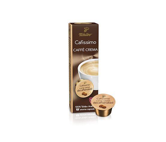 Cafissimo Caffè Crema bez kofeínu – 10 kapsúl