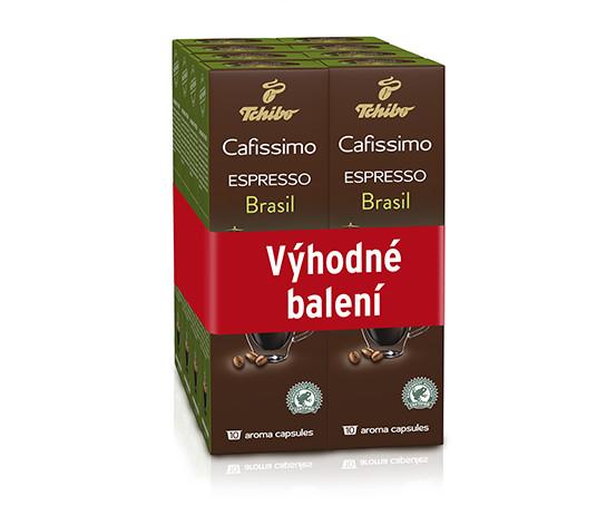 Espresso Brasil - 80 kapslí