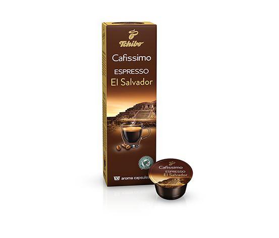 Espresso El Salvador – 10 kapslí