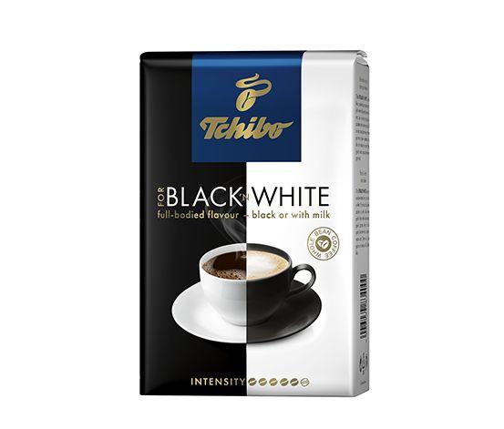 TCHIBO FOR BLACK ´N WHITE, 1 kg, kawa w ziarnach