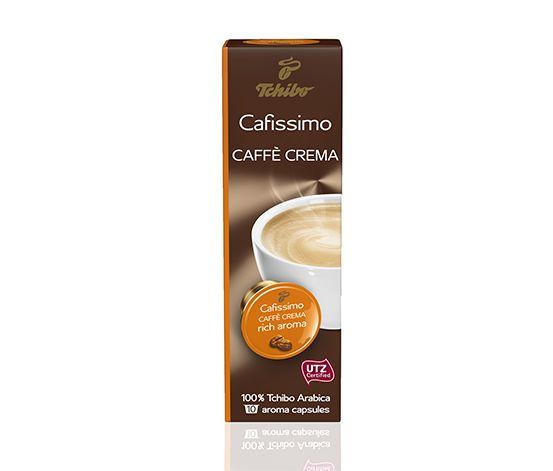 Caffè Crema plná chuť