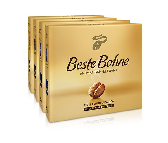 2 kg Beste Bohne - Gemahlen