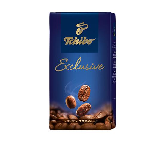 Tchibo Exclusive, 500 g, kawa palona mielona