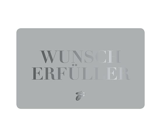 E-Mail Geschenkkarte Wunscherfüller