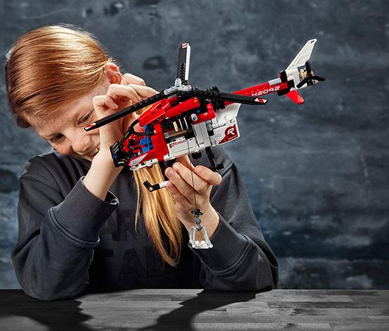 LEGO® Technic Kurtarma Helikopteri