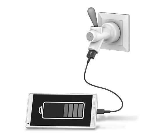 USB şarj »Tap«