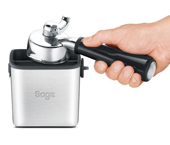 SAGE® Knock Box™ Abklopfbehälter
