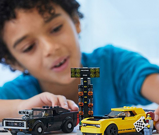 LEGO® Speed Champions Dodge Challenger