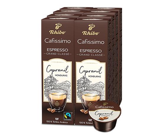NEU: Grand Classé Espresso »Copranil Honduras« – 80 Kapseln