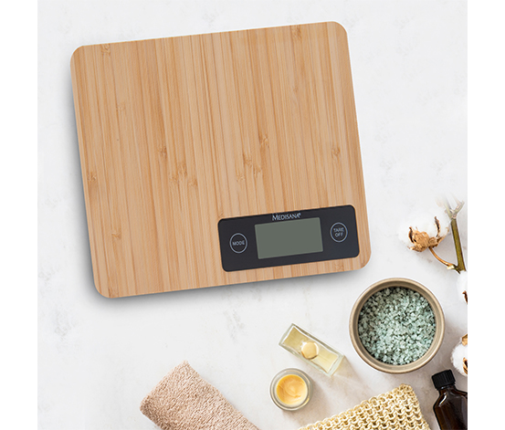 Medisana Bambu Mutfak Baskülü