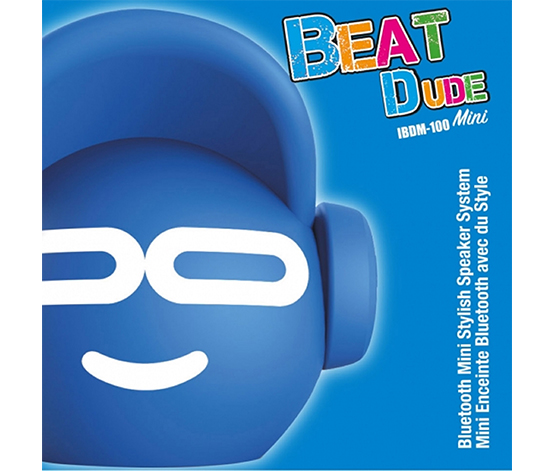 Mavi iDance Beat Dude Mini Bluetooth Hoparlör