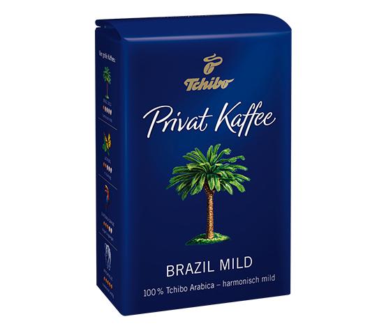 Privat Kaffee Brazil Mild 250g Filtre Kahve