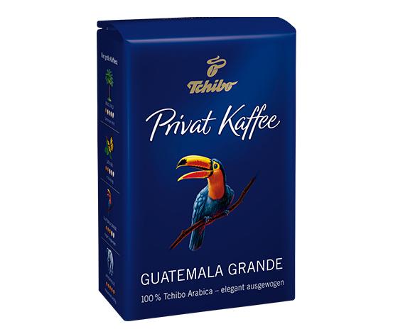 Privat Kaffee Guatemala Grande Öğütülmüş Filtre Kahve 250g
